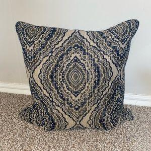 Unique Patterned Accent Pillow